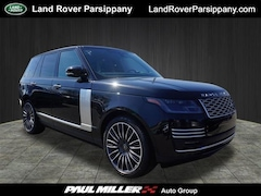New 2019 Land Rover Range Rover Autobiography SUV Parsippany, NJ