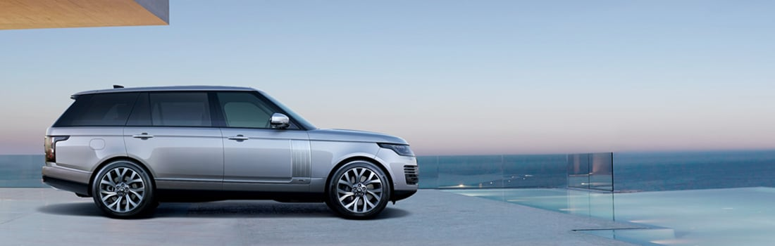 The All New 2018 Range Rover In Parsippany Nj Land Rover Parsippany