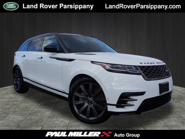 Pre-Owned 2018 Land Rover Range Rover Velar R-Dynamic HSE P380 R-Dynamic HSE SALYM2RV6JA734289 in Parsippany