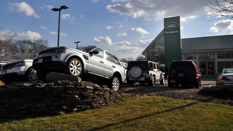 Paul Miller Land Rover >> About Land Rover Parsippany in Parsippany | New Jersey ...