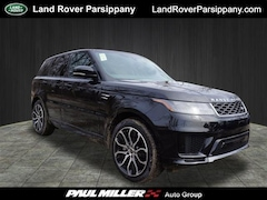 New 2019 Land Rover Range Rover Sport HSE SUV Parsippany, NJ