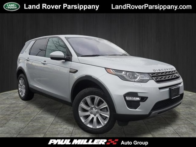 Pre-Owned 2018 Land Rover Discovery Sport SE SE 4WD SALCP2RX1JH777254 in Parsippany