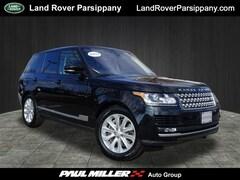Used 2017 Land Rover Range Rover V8 Supercharged SWB SALGS2FE2HA321009 Parsippany, NJ