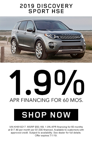 2019 Discovery Sport HSE