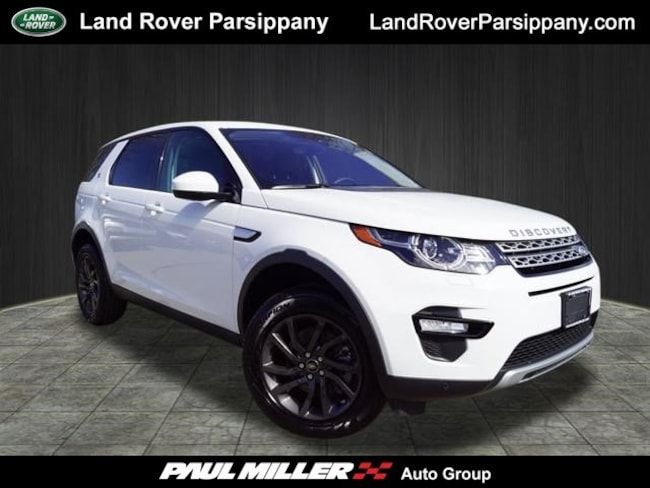2019 Land Rover Discovery Sport HSE HSE 4WD SALCR2FX3KH791933