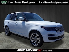 New 2019 Land Rover Range Rover HSE V6 Supercharged HSE SWB Parsippany, NJ