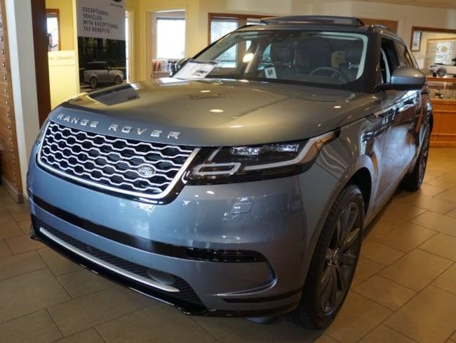 New 2019 Land Rover Range Rover Velar P250 S SUV in Parsippany