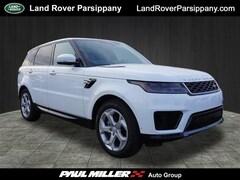New 2018 Land Rover Range Rover Sport HSE SUV Parsippany, NJ