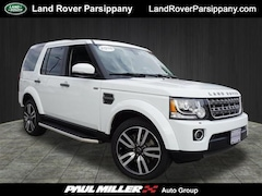 Used 2016 Land Rover LR4 4WD SALAC2V63GA816394 Parsippany, NJ