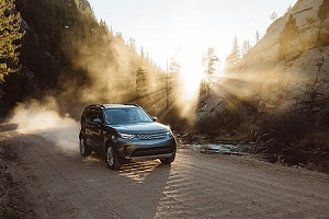 2018 Land Rover Discovery Impressive Performance