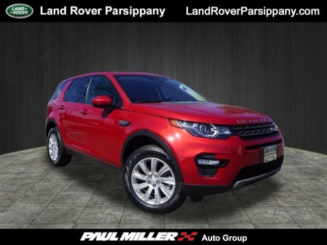 Pre-Owned 2018 Land Rover Discovery Sport SE SE 4WD SALCP2RX3JH744448 in Parsippany