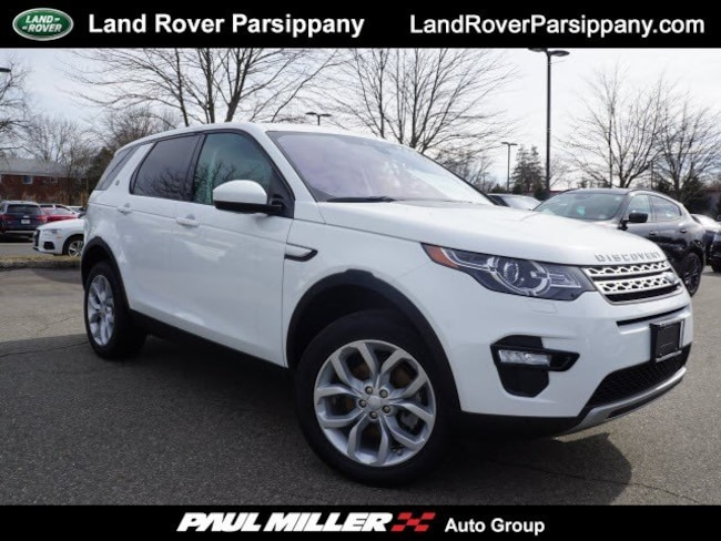 Pre-Owned 2018 Land Rover Discovery Sport HSE HSE 4WD SALCR2RX1JH765292 in Parsippany