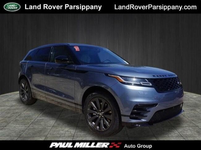 New 2019 Land Rover Range Rover Velar R-Dynamic SE in Parsippany