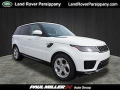 New 2019 Land Rover Range Rover Sport HSE SUV Parsippany, NJ