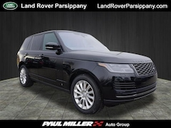 New 2019 Land Rover Range Rover 3.0L V6 Turbocharged Diesel Td6 SUV Parsippany, NJ