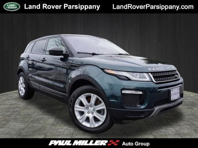 Pre-Owned 2016 Land Rover Range Rover Evoque SE HB SE SALVP2BG5GH099409 in Parsippany