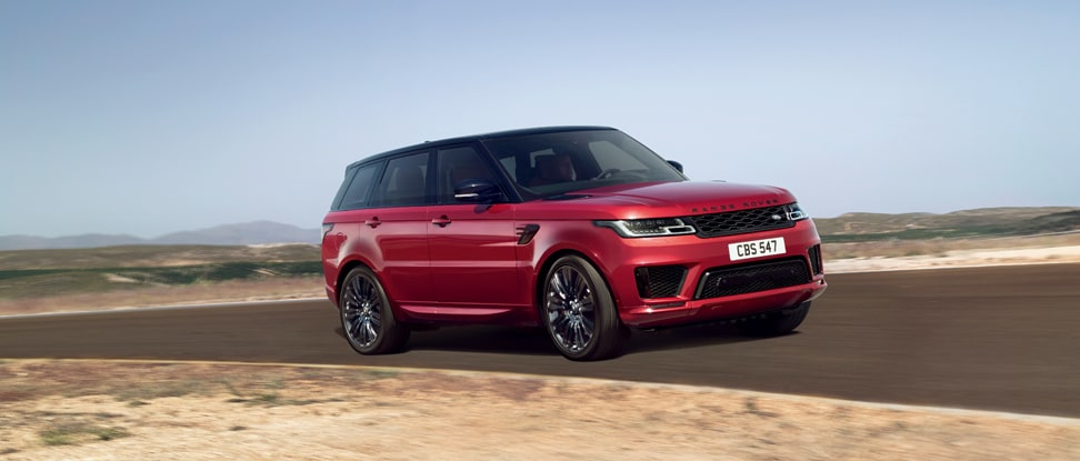 The All New 2018 Range Rover Sport in Parsippany, NJ ...