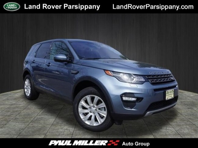 Pre-Owned 2018 Land Rover Discovery Sport SE SE 4WD SALCP2RX2JH776906 in Parsippany