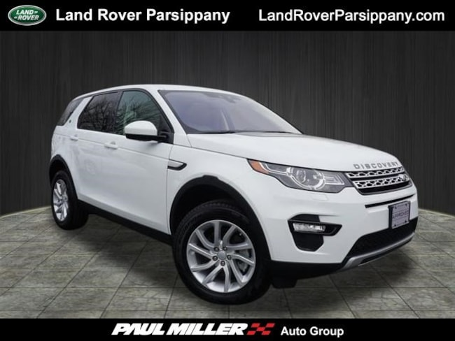 Pre-Owned 2018 Land Rover Discovery Sport HSE HSE 4WD SALCR2RX8JH777911 in Parsippany