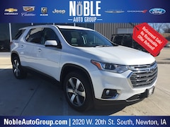 2019 Chevrolet Traverse LT Leather Utility