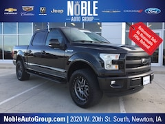 2015 Ford F-150 Lariat CREW CAB LONG BED TRUCK