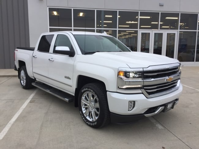 2017 Chevrolet Silverado 1500 High Country Truck