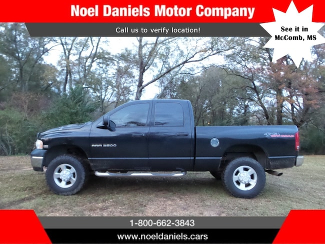 2005 Dodge Ram 2500 ST Truck Quad Cab DYNAMIC_PREF_LABEL_AUTO_USED_DETAILS_INVENTORY_DETAIL1_ALTATTRIBUTEAFTER