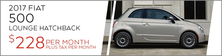 new fiat lease specials | normandin chrysler dodge jeep ram fiat