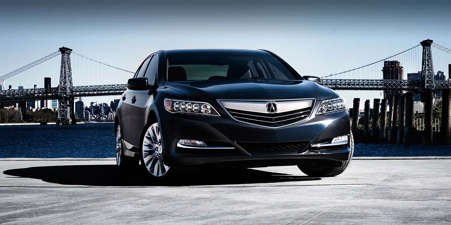 2016 acura rlx safety features ca norm reeves acura
