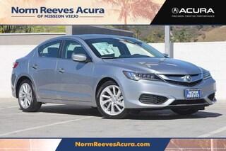 2018 Acura ILX Sedan