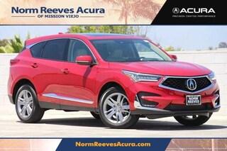 2019 Acura RDX ADVANCE SUV