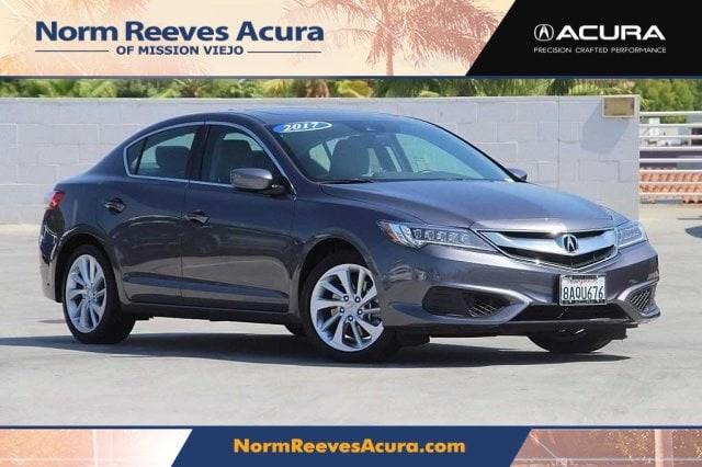 2017 Acura ILX Technology Plus Sedan