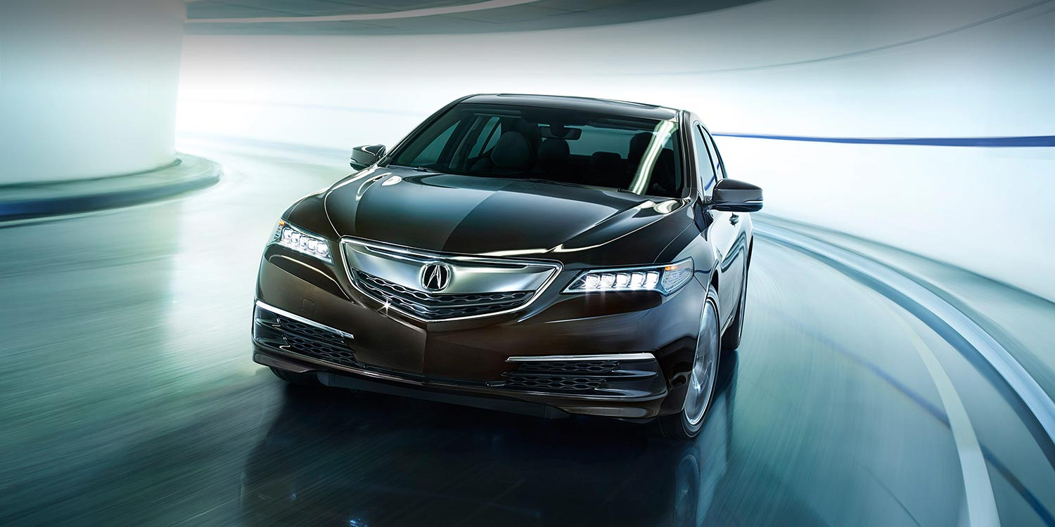 2015 Acura TLX V6 in Black Copper Pearl