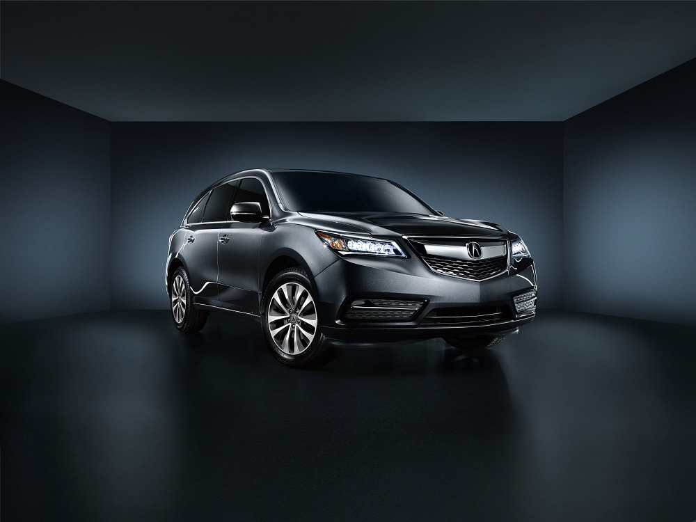 Acura MDX Vs Honda Pilot Specs