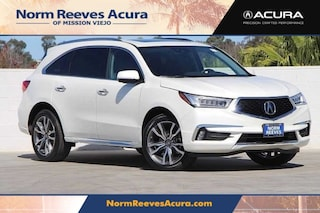 2019 Acura MDX with Advance Package SUV