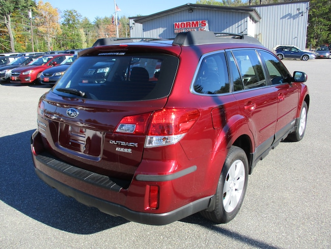 Used 2012 Subaru Outback For Sale Wiscasset Me