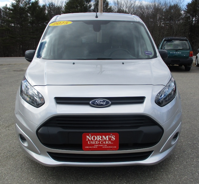 2015 Ford Transit Connect XLT w/Rear Liftgate Wagon