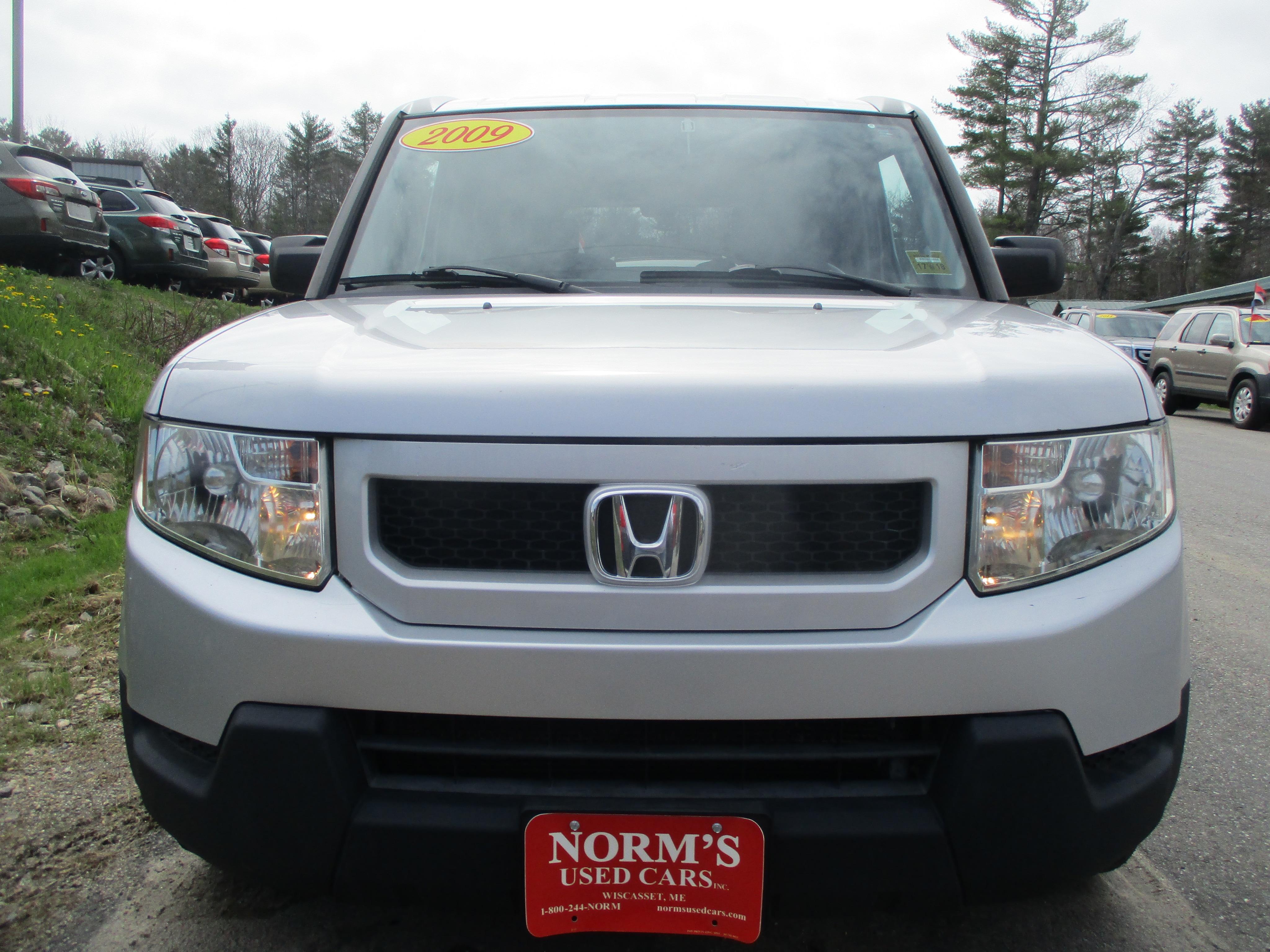2009 Honda Element EX SUV
