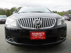 2012 Buick LaCrosse Touring Group Sedan
