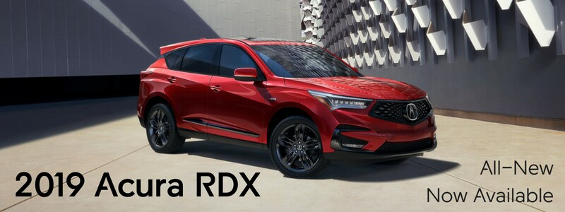 2019 Acura Rdx In Ellicott City Md