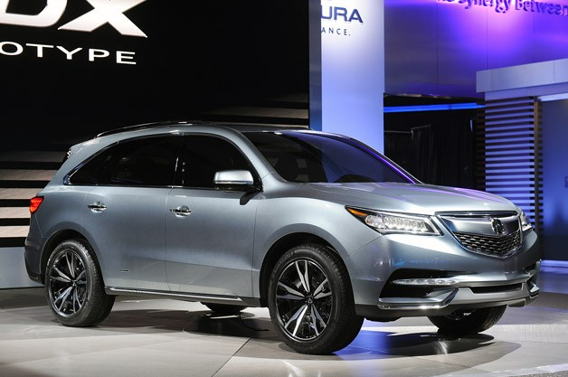 Norris Auto Group Edmunds Com Review Of The 2014 Acura Mdx Example