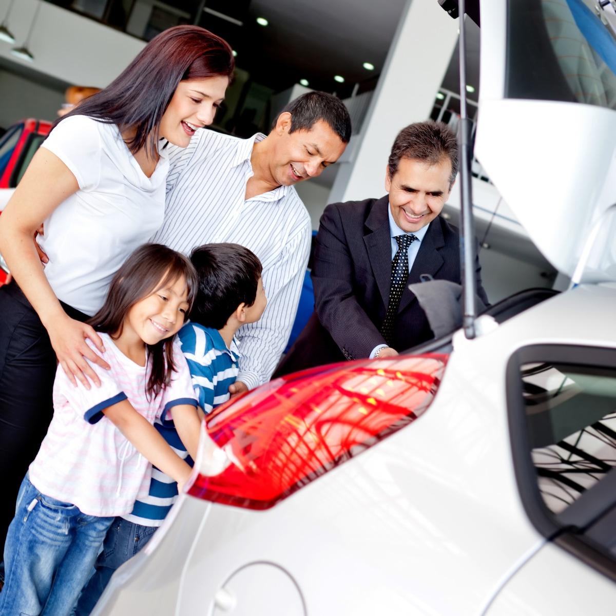 New Ford, Acura, Honda Dealership In