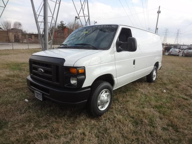 2012 Ford Econoline Cargo Van Commercial Van Cargo