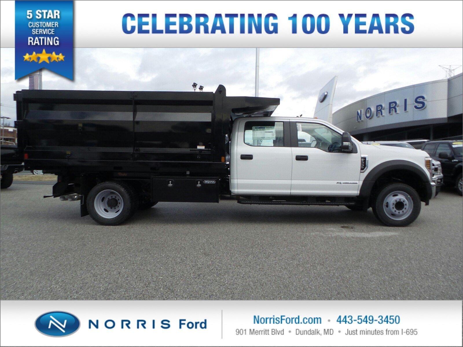 2019 Ford Super Duty F-550 DRW Truck Crew Cab