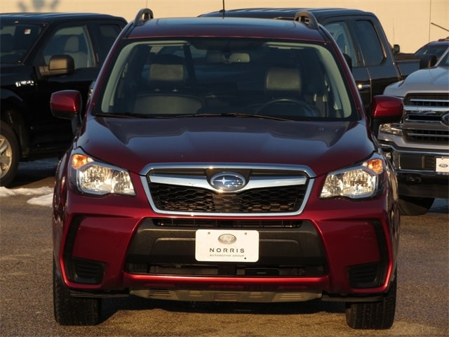 Used 2014 Subaru Forester For Sale at Norris Ford | VIN