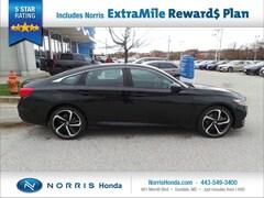 New 2019 Honda Accord Sport Sedan H90204 in Maryland