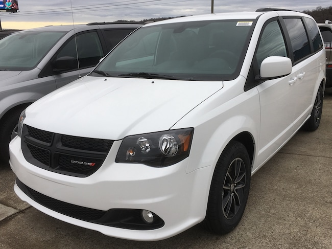 New 2019 Dodge Grand Caravan SE PLUS Passenger Van for sale in Gallipolis, OH