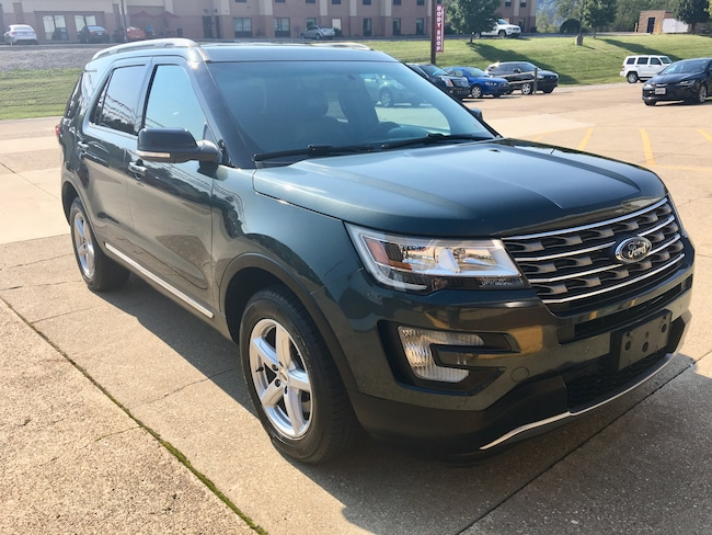 Used 2016 Ford Explorer XLT SUV for sale in Gallipolis, OH