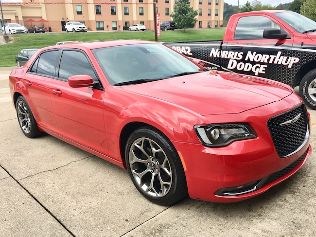 Used 2015 Chrysler 300 S Sedan for sale in Gallipolis, OH