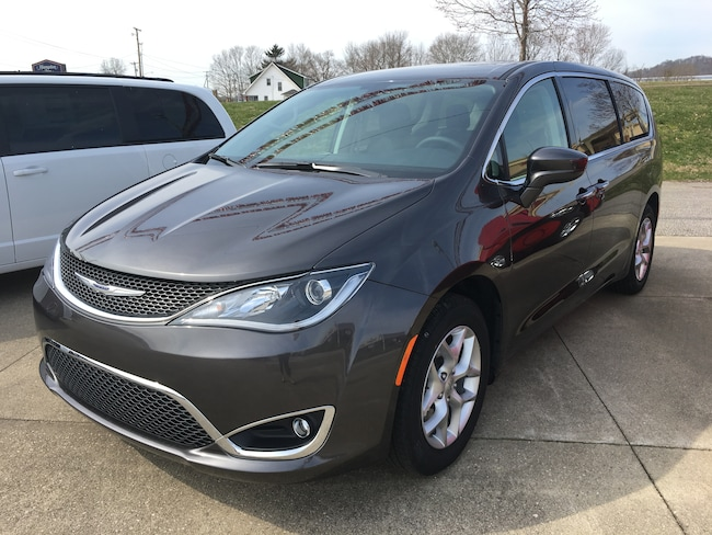 New 2019 Chrysler Pacifica TOURING PLUS Passenger Van for sale in Gallipolis, OH